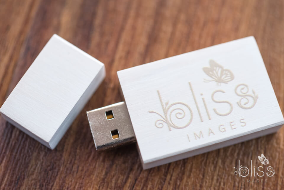 wedding usb